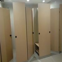 佳丽福12mm抗倍特/康贝特板厕所隔断 成品卫生间隔断批发厂