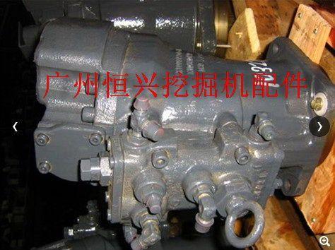 现代305-7挖掘机液压泵
