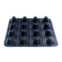 16mm凹凸塑料防护排水板