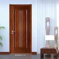 艺峰木门 现代欧式室内门卧室门实木复合套装门全屋定制家具ZF