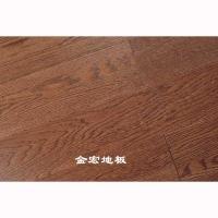 南京实木地板-实木多层地板典雅-柞木
