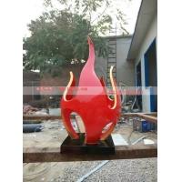 新乐诺亚不锈钢火炬雕塑 304#火炬雕塑定制