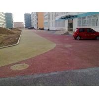 郑州彩色透水混凝土强化骨料供应ql-23