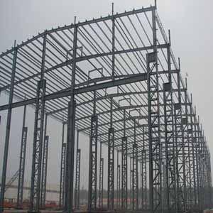 供甘肃钢结构厂房和兰州钢结构