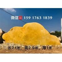 杭州景观石 杭州大批量黄蜡石出售