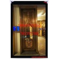 亿家艺KTV不锈钢门生产厂家 KTV包厢门尺寸
