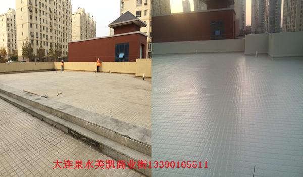 大连屋顶防水补漏工程