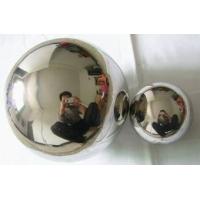 广东浦项不锈钢装饰球
