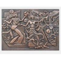 铜浮雕铜雕刻图案雕刻加工