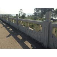 廣西水泥護欄,仿石護欄,橋梁護欄,浮雕護欄河