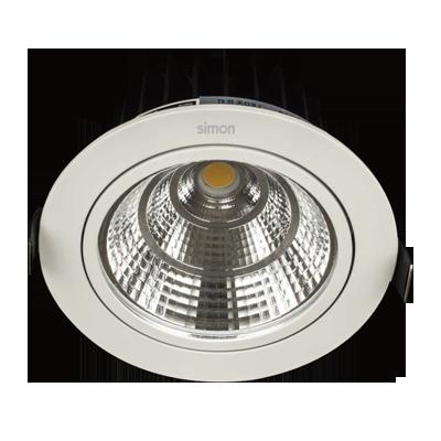 西蒙LED灯-FD50平面天花灯