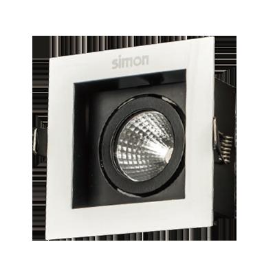西蒙LED灯-GR20 格栅射灯