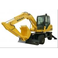 轮式DLS880-9A 7.2吨挖掘机