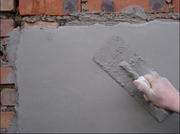 砂浆在墙面上为什么会产生裂缝呢?来深究一下它的原因~