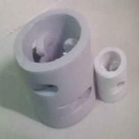 陶瓷鲍尔环填料 吸收塔用填料
