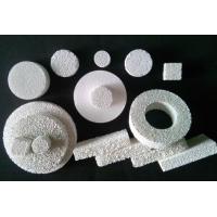 氧化铝泡沫陶瓷过滤片 泡沫陶瓷过滤器