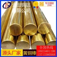 c2680进口环保黄铜棒规格齐全 h68空心黄铜方棒生产厂家