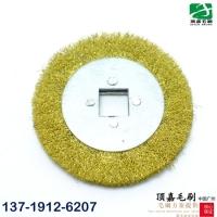 广州顶嘉工业型号TS03优质加密加厚方形孔 铜丝刷