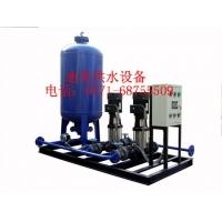 高层供水用恒压变频供水设备工作原理|河南二次供水加压设备厂家