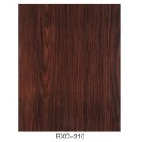 供应彩色不锈钢木纹板木地板纹覆膜板