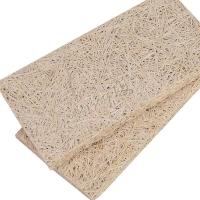 木丝吸音板 15mm水泥木丝吸声板 会议室吸音装饰材料