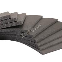 楼板隔音垫5MM 减震隔声垫 房地产楼盘地面隔音材料
