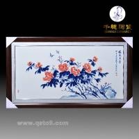 瓷板画价格 采购 数量 景德镇陶瓷