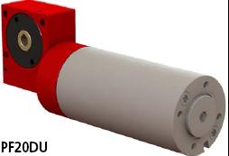 英国ondrives蜗轮蜗杆减速箱PF20DU系列