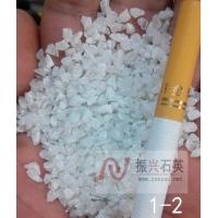 喷砂除锈石英砂生产厂家 供应石英砂