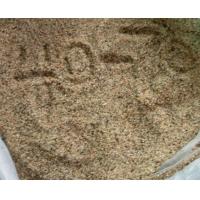 批发20-40目儿童沙池用黄沙 球场填充用河沙 喷砂除锈用河