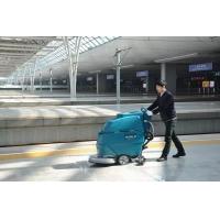 診所KTV4S店洗地機 大廈清洗機 瓷磚地面洗地機價格