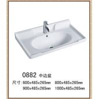 一米长陶瓷洗手盆,陶瓷洗脸盆,台面盆,台盆,柜盆,陶瓷洗面盆