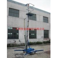 供应广东-铝合金单桅柱式升降机