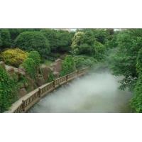 金诚别墅园林景观人造雾系统