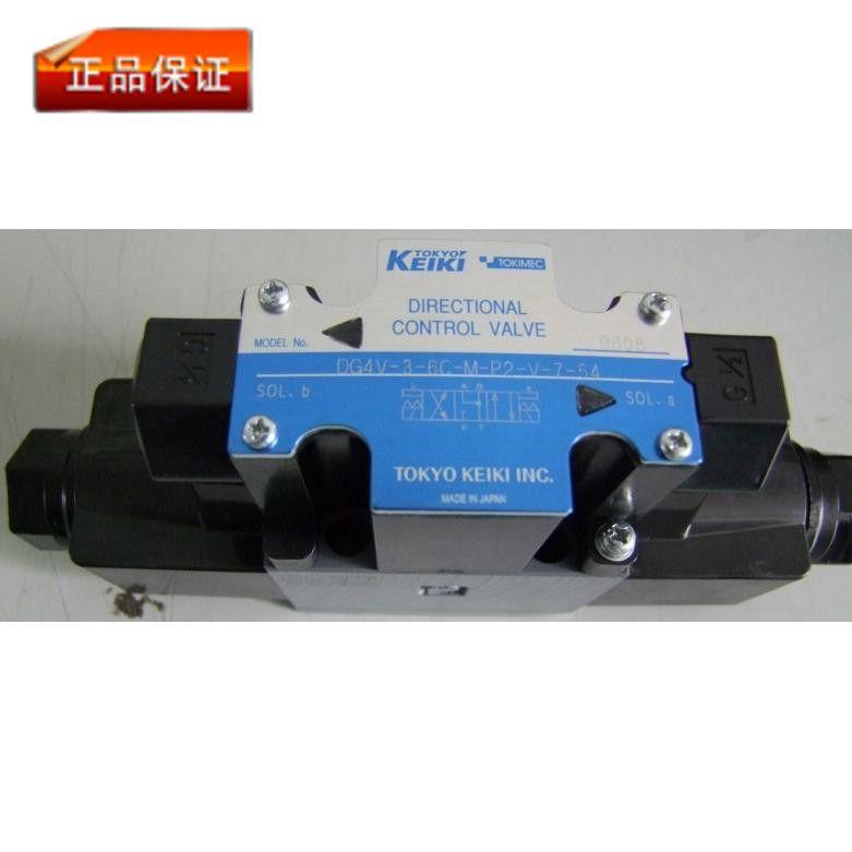 TOKIMEC电磁阀DG4V-3-2C-M-U1-T-7-5