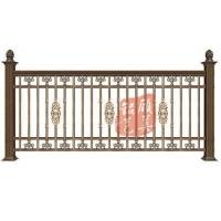 别墅庭院阳台栏杆