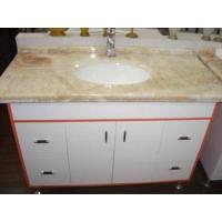 金东朗洁具-陶瓷-天然大理石PVC柜-DR-633