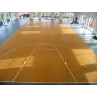 篮球运动场专用地胶  pvc地胶