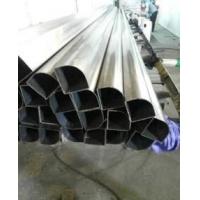 不锈钢折弯扇形管