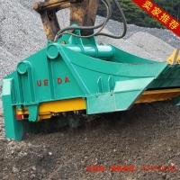 挖机筛沙斗 挖掘机振动筛 挖机筛沙石料 筛分建筑渣土
