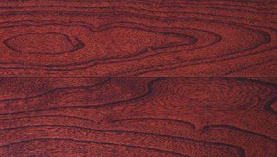 鸿森木新实木地板-榆木红色波尔多 榆木红色波尔多-鸿森新实木地板