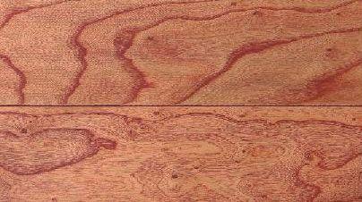 鸿森新实木地板 榆木满园春色