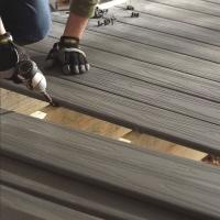 防腐木--栈道/地板
