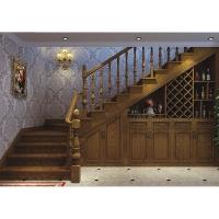 鸿森实木楼梯LT0008