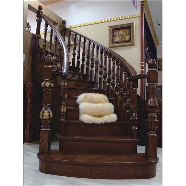 鸿森实木楼梯LT0012