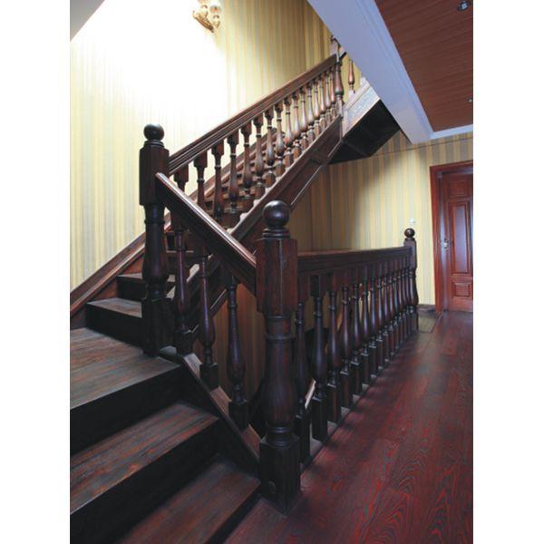 鸿森实木楼梯LT0017
