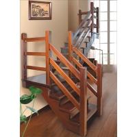 鸿森实木楼梯LT0021