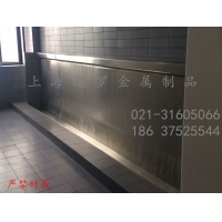 上海迅罗不锈钢小便池