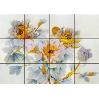 武汉工艺玻璃-武汉艺术玻璃-玻璃背景墙