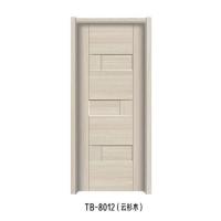 同邦门业-韩式拼接门系列TB-8012(云杉木)